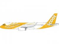 A320 Scoot 9V-TRN