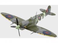 Spitfire Mk.IXc Supermarine P/O Pierre Clostermann DFC