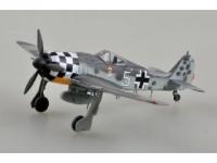 """FW-190A-6 Focke Wulf """"Weisse 5"""" Rudolf Hubl 1943"""