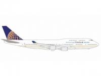 """Boeing 747-400 United """"747-Farewell"""" N118UA"""