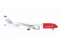 """Boeing 787-9 Norwegian """"Babe Ruth"""" G-CKMU"""