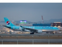 A330-200 Korean Air Pyeong Chang 2018 HL8227 1:200