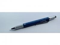 Kugelschreiber, Original Boeing mini, navyblau, mit Touchpoint
