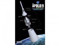 Apollo 9 Lunar Escape System And Lunar Module Adapter