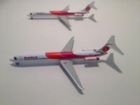 MD-81 Hawaiian Air N829HA & N859HA