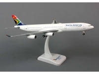 A340-600 South African ZS-SXF