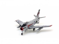 "F-86 Sabre Mk.31 RAAF ""Red Diamonds Aerobatic Team"" 1962"