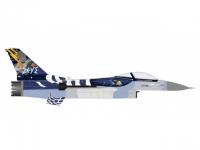 "F-16C Block 52 Helenic Air Force ""Zeus Demo Team"""