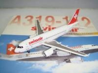 A319 Swissair HB-IPV 1:400