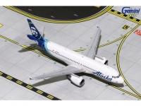 A320 Alaska (new livery) N625VA