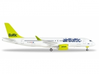 A220-300 AirBaltic YL-CSB