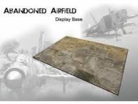 Diorama Abandoned Airfield