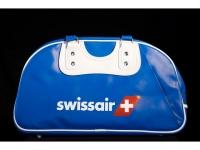 Sporttasche Swissair - blau