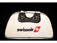 Sporttasche Swissair - weiss