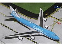 Boeing 747-400F KLM Cargo (new livery) PH-CKA