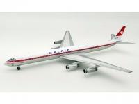 DC-8-63 Balair HB-IDZ