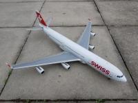A340-300 Swiss HB-JMA