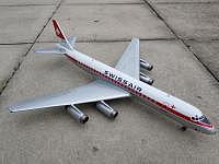 DC-8 Swissair HB-IDL