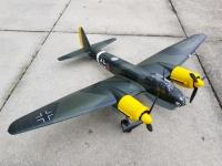 Ju-88 Deutsche Luftwaffe L1+GN