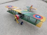Spad VII USAAF (white one)