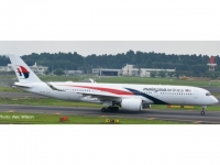 "A350-900 Malaysia ""Negaraku"""