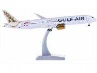 Boeing 787-9 Gulf Air A9C-FA (1:200)