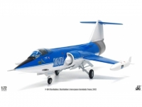 F-104 Starfighter Aerobatic Team 2012