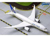 Boeing 787-8 United N27908