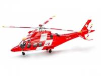 """Agusta A109 Rega """"Da Vinci"""" HB-ZRZ (1:43)"""