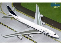 "Boeing 747-400 British Airways ""BOAC Retro Livery"" B-BYGC"