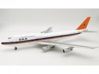 Boeing 747-300 South African Airways ZS-SAT