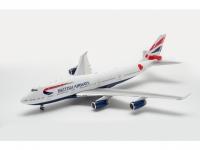 Boeing 747-400 British Airways G-CIVJ