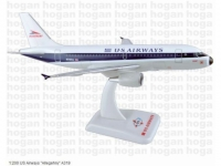 "A319 USAirways ""Retro Livery"" N745VJ"