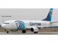 Boeing 737-800 EgyptAir SU-GEJ