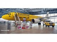 "A320 Eurowings ""Hertz 100 Jahre"" D-ABDU"