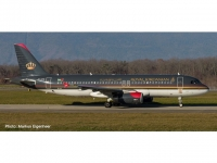 "A320 Royal Jordanian Airlines ""Aqaba"" JY-AYS"