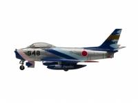 F-86F-40 Sabre JASDF, Blue Impulse, 92-7929