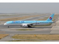 "Boeing 787-9 Korean Air ""50th years"" HL8082"