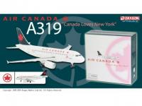 "A319 Air Canada ""Canada loves New York"""