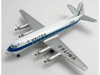 Viscount 700 United Airlines