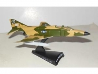 F-4 Phantom II US Air Force (braun/grün) 1:145