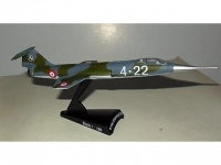 F-104 Starfighter Belgian Air Force 1:123
