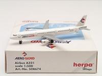 A321 Aero Lloyd