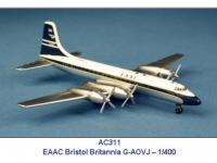 Bristol Britannia EAAC G-AOVJ
