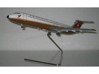 BAC-1-11 Phoenix Airways HB-ITL