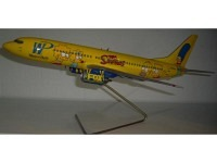 "Boeing 737 ""The Simpsons"""