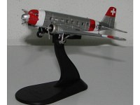 DC-2 Swissair HB-ITE in Neutralitätsbemalung