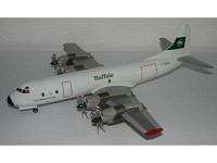 L-188 Electra Buffalo C-FBAQ