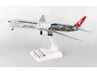 "Boeing 777-300 Turkish ""Istanbul-San Francisco"""