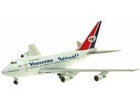 Boeing 747SP Yemenia 7O-YMN
